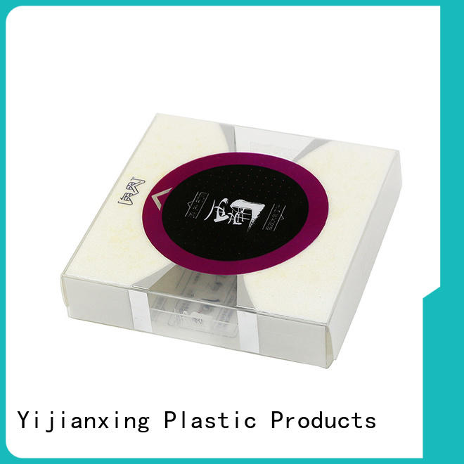 Yijianxing Plastic Products cutout transparent packaging for wholesale for protective case