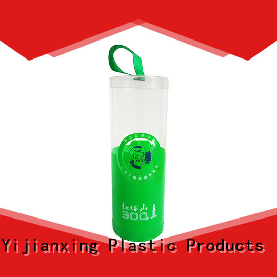 Yijianxing Plastic Products lids printing plastic tube packaging free quote for toys
