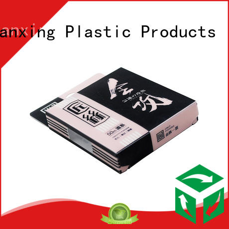 printing out custom plastic packaging Yijianxing Plastic Products manufacture
