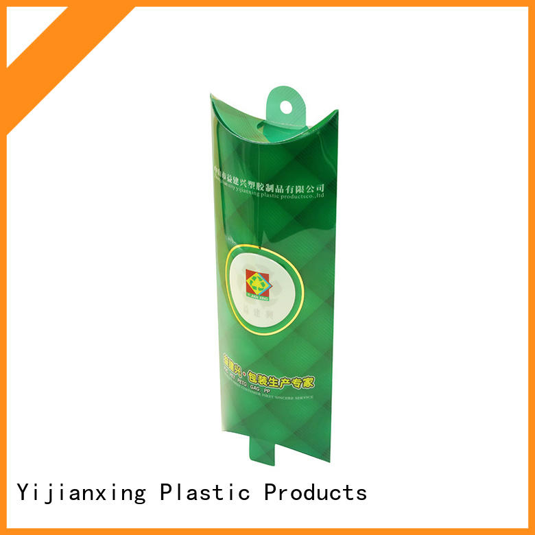 Yijianxing Plastic Products industry-leading pvc box manufacturers free quote for cups