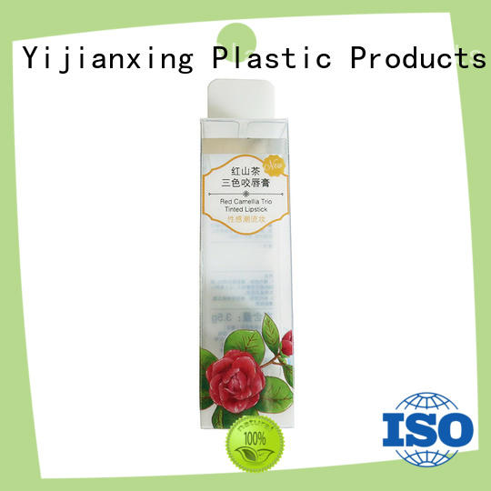 newly transparent plastic packaging widely-use for food Yijianxing Plastic Products