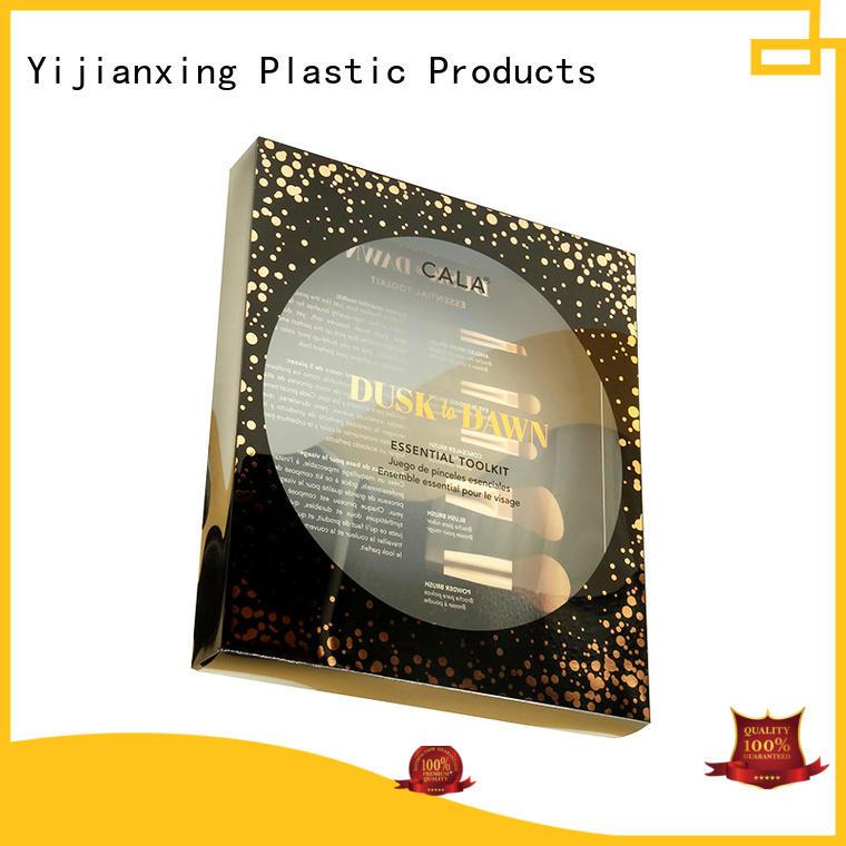 custom plastic packaging gold Bulk Buy inserted Yijianxing Plastic Products