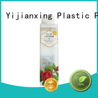 Yijianxing Plastic Products Brand hole storage clear packaging