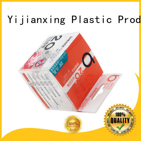 small plastic packaging containers take for product packaging Yijianxing Plastic Products