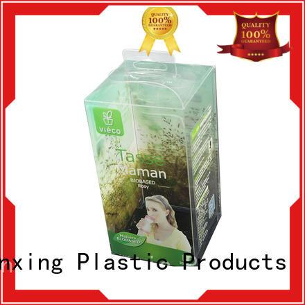 line offset bronze custom plastic packaging Yijianxing Plastic Products Brand