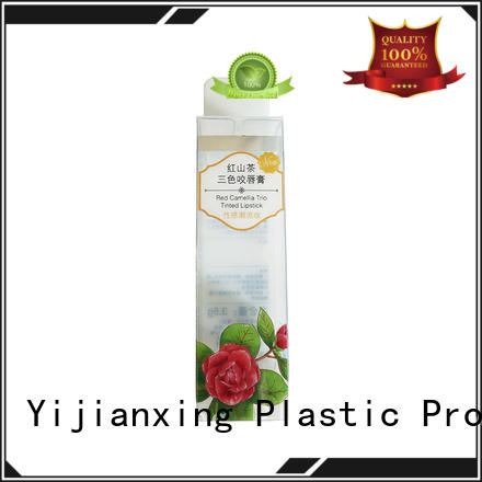 clear packaging float Yijianxing Plastic Products Brand pvc packaging