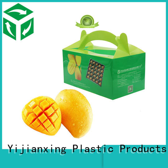 Yijianxing Plastic Products Brand bottle water inserted custom plastic packaging small