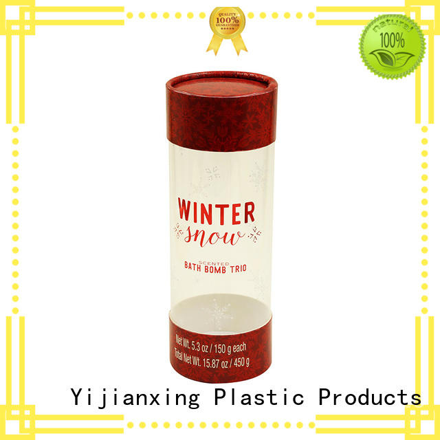 caps ribbon lids Yijianxing Plastic Products Brand plastic tube packaging supplier