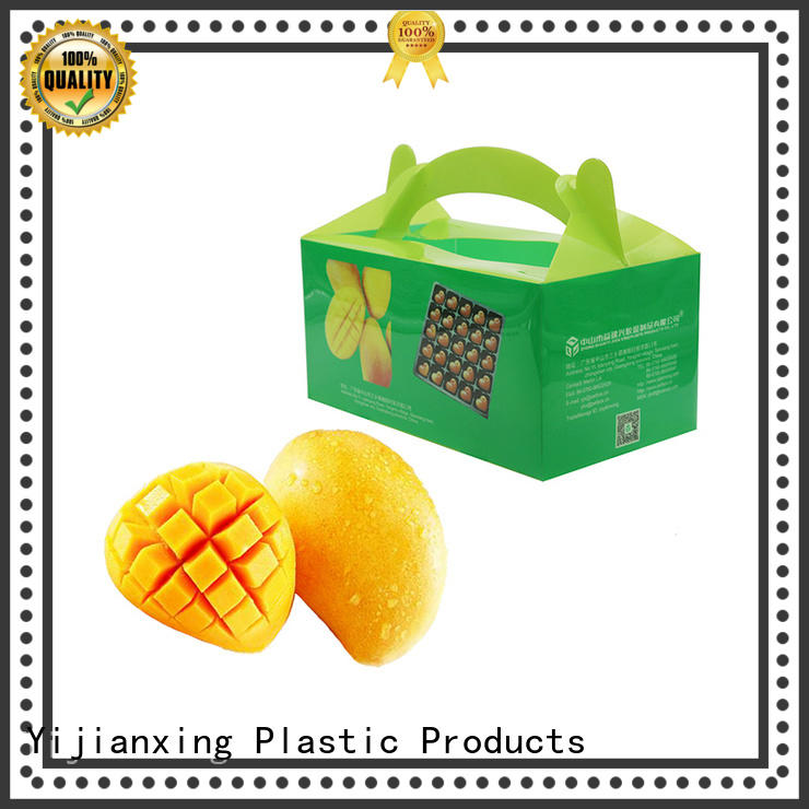 soft printing plastic box packaging fancy order now for packing