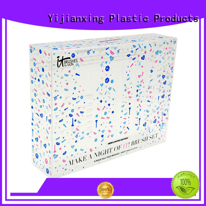 inserted click Yijianxing Plastic Products Brand plastic food packaging
