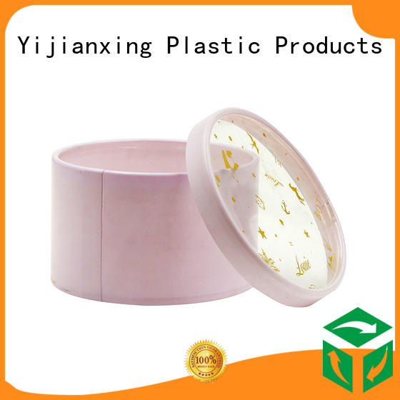 large lids plastic tube packaging pet Yijianxing Plastic Products Brand company