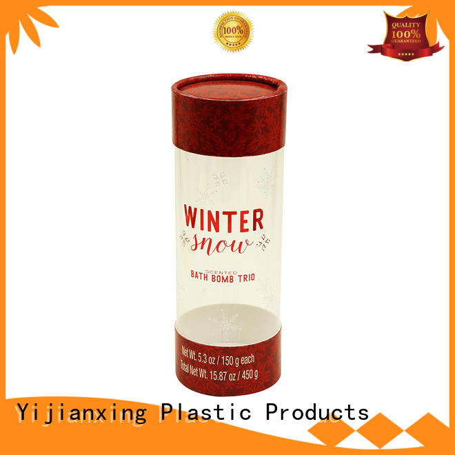 Hot candy plastic tube packaging craft oval Yijianxing Plastic Products Brand