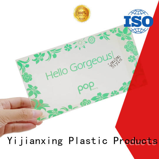 cake pvc packaging at discount for candy Yijianxing Plastic Products