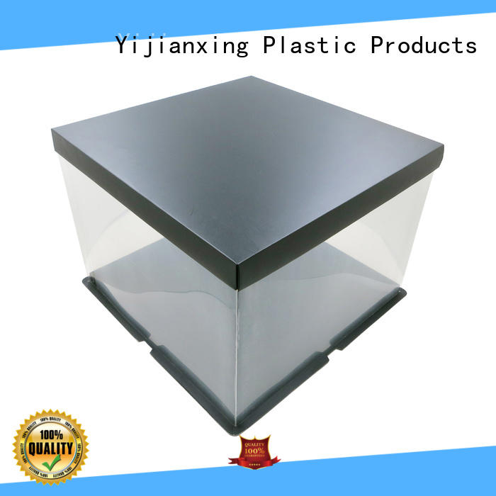 Yijianxing Plastic Products reasonable plastic box packaging Certified for cups