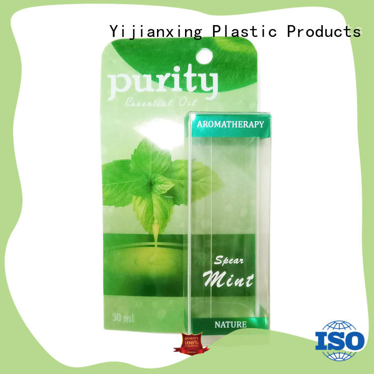 Yijianxing Plastic Products industry-leading candle box packaging Certified for packing