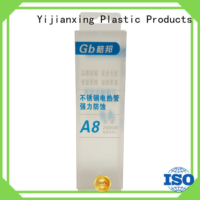 Yijianxing Plastic Products soft clear plastic gift boxes wholesale with cheap price