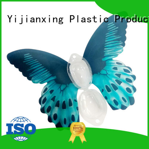 Yijianxing Plastic Products superior plastic box packaging pvc for cups