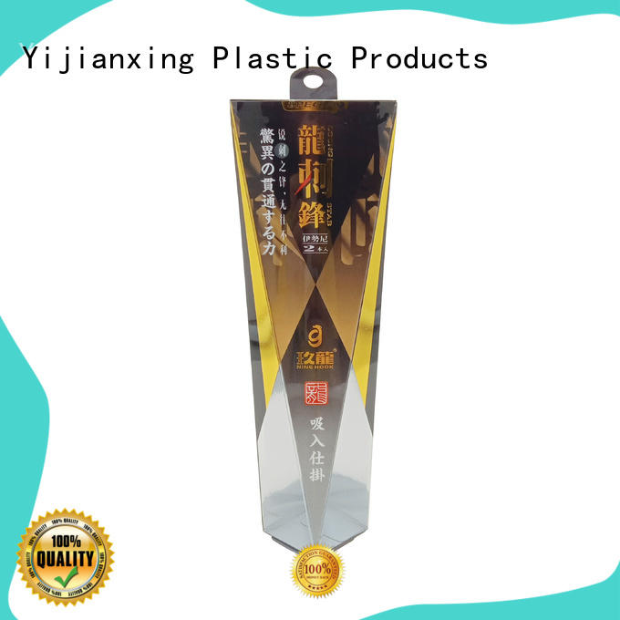 large pvc packaging long-term-use for packing Yijianxing Plastic Products