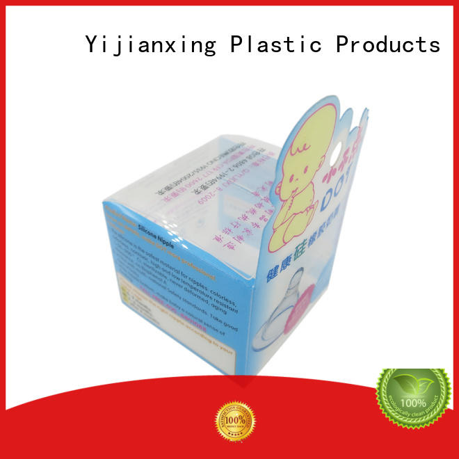 outside plastic box packaging at discount for packing