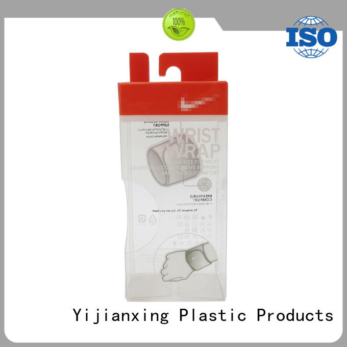 outside pvc packaging free quote for decor Yijianxing Plastic Products