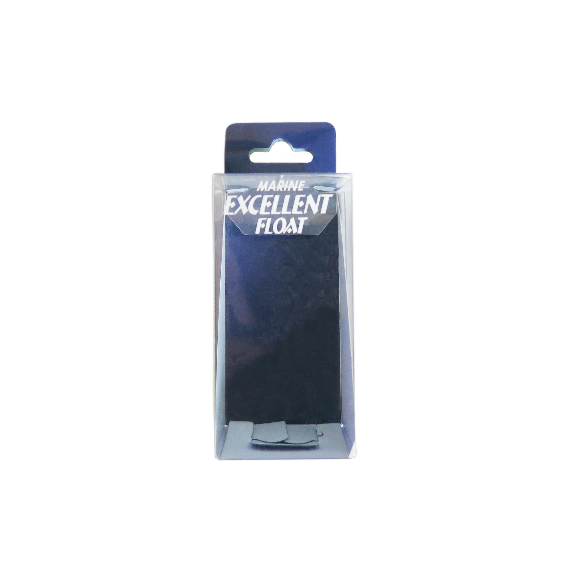 Small Combination Tuck-End & Lock End Closure Plastic Retail Packaging w/ Hanger Tab