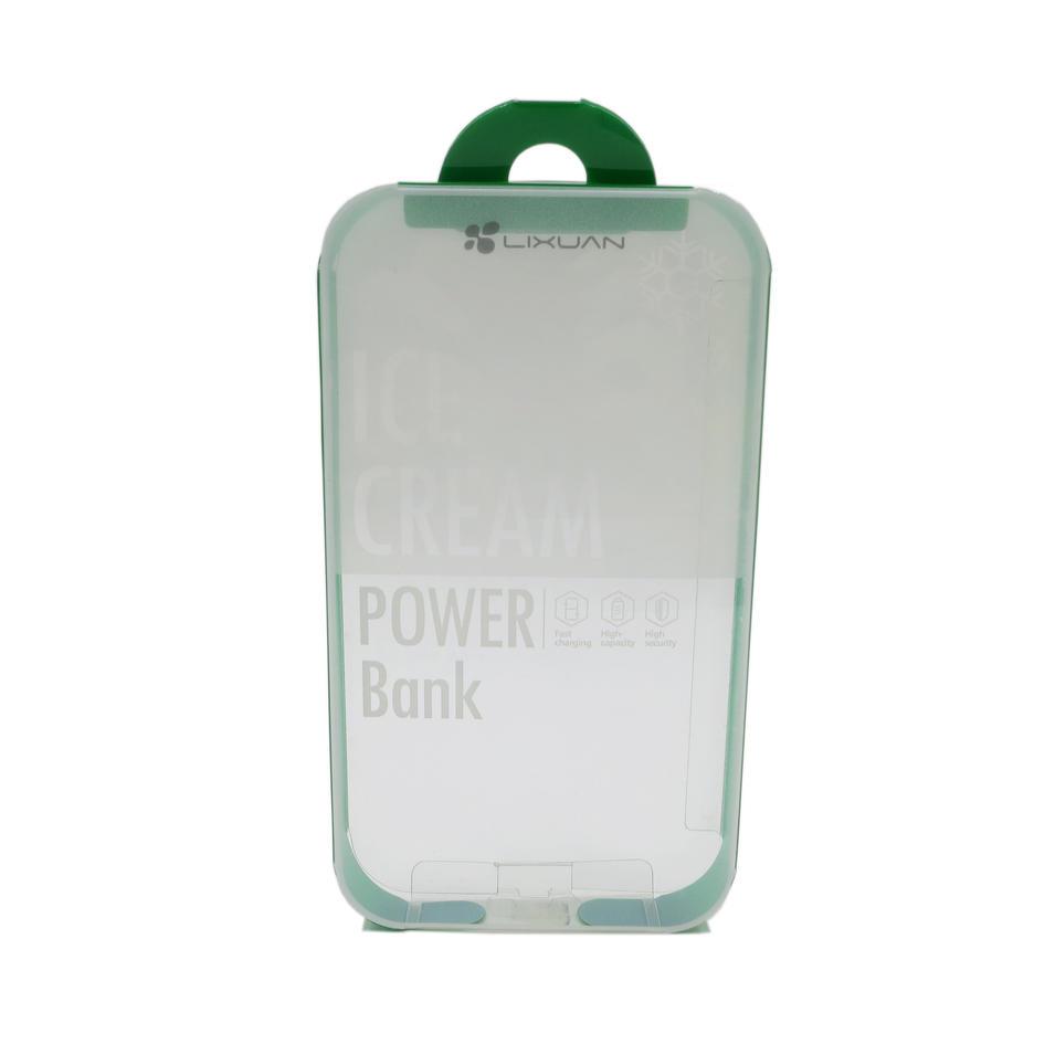 Semi-transparent Plastic Packaging Box for Power Bank