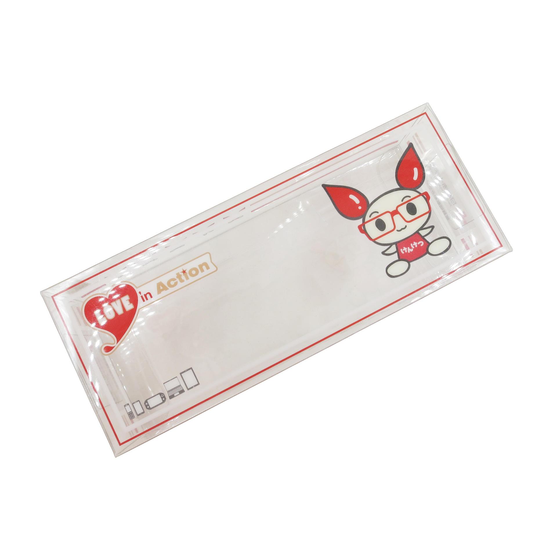 PVC Plastic Packaging Box with Custom Cartoon Printing