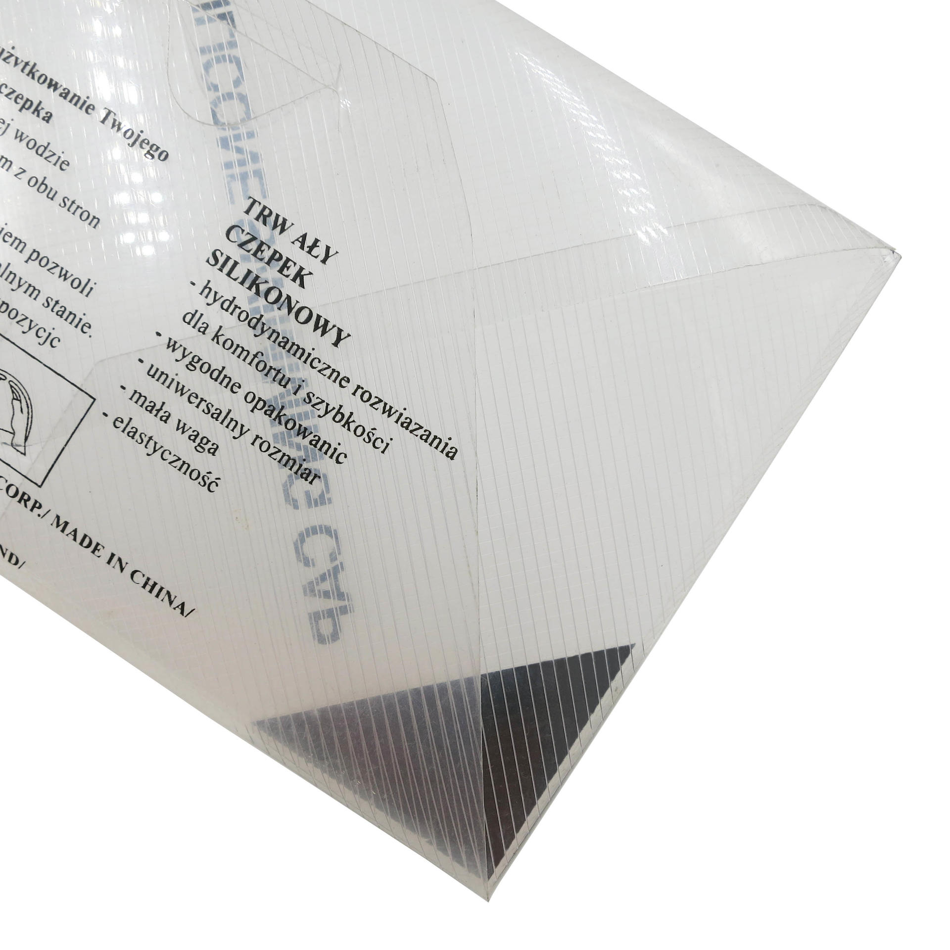 Stripe PP Plastic Envelope Style Packaging