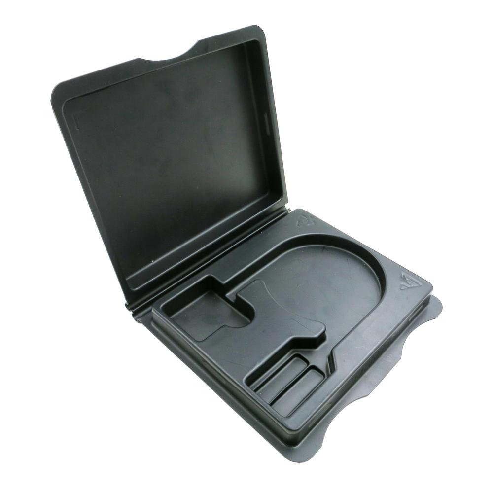 Matte Black Plastic Vacuum Forming Packaging Box