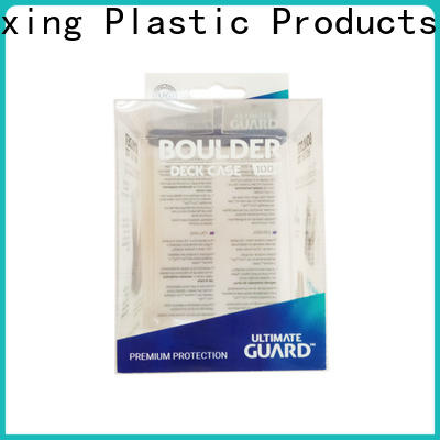 Yijianxing Plastic Products retail plastic box packaging order now for food