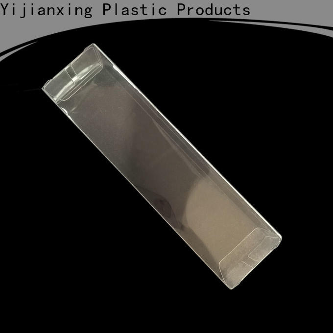 Yijianxing Plastic Products industry-leading clear pvc box manufacturers order now for gift