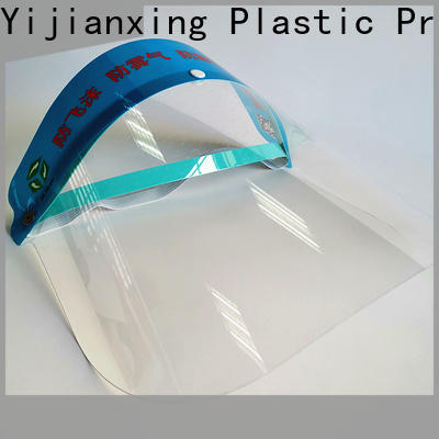 Yijianxing Plastic Products custom protective mask wholesale for importer