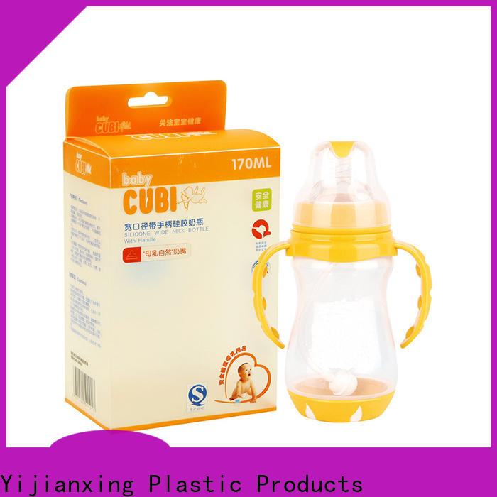 Yijianxing Plastic Products advertising clear pp box order now