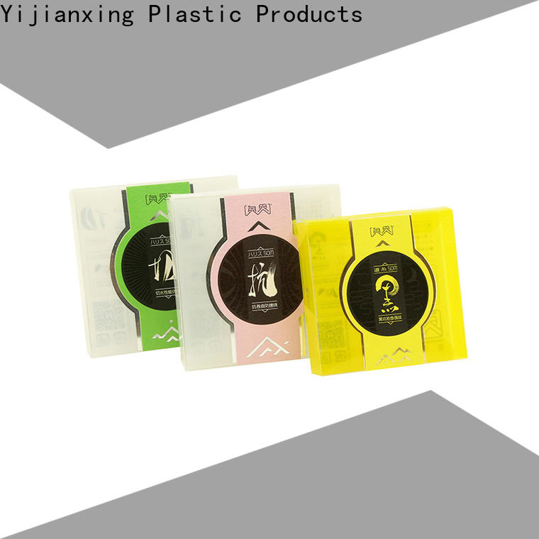Yijianxing Plastic Products extension clear acetate box free quote for protective case