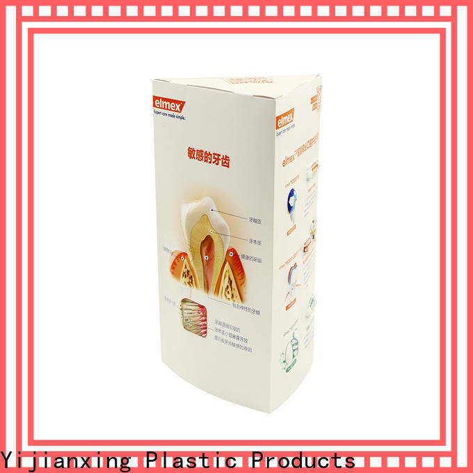 retail pp plastic packaging sheet long-term-use