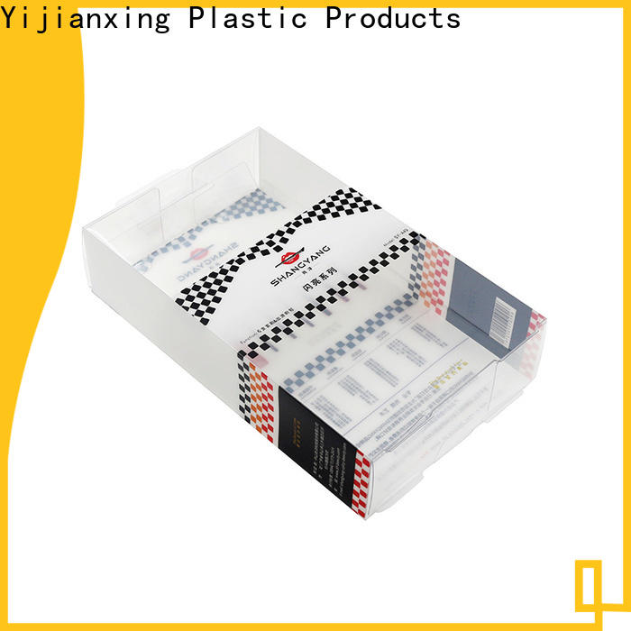 industry-leading plastic packaging box sheet with Quiet Stable Motor for gift