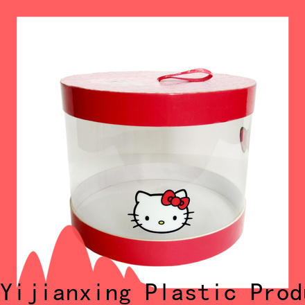 Yijianxing Plastic Products first-rate plastic cylinder container check now for small parts