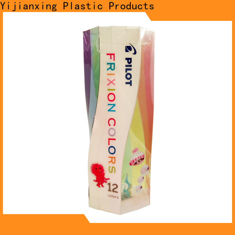 Yijianxing Plastic Products envelope plastic box packaging bulk production for food