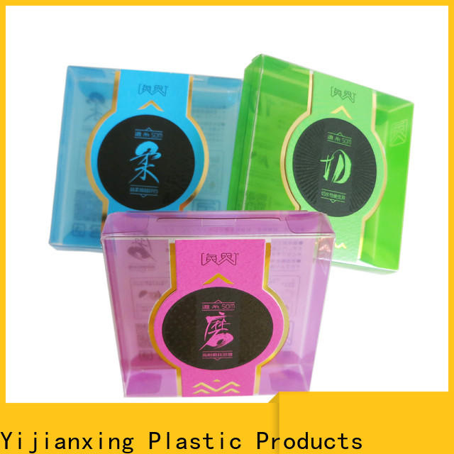 Yijianxing Plastic Products metallic blister packaging order now for gift