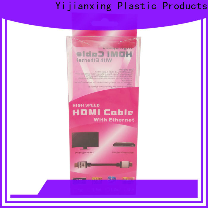 Yijianxing Plastic Products reasonable plastic box packaging at discount for gifts