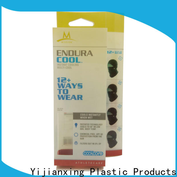 reasonable plastic box packaging forming at discount for cups