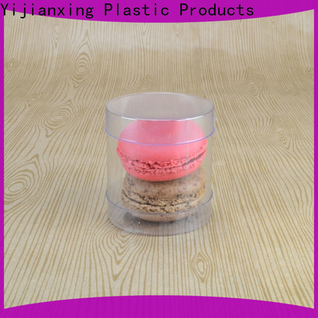 Yijianxing Plastic Products cylinder plastic box packaging free quote for cups