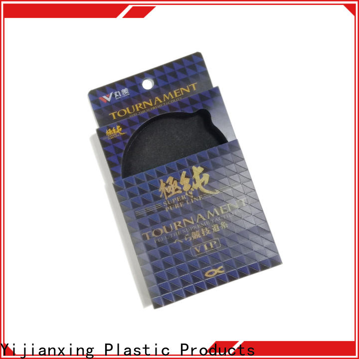 good-package plastic box packaging window for wholesale for gifts