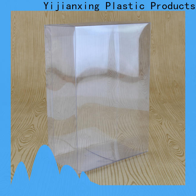quality clear plastic gift boxes protective for wholesale for food