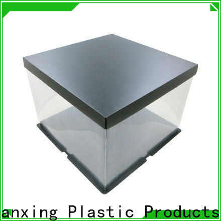 Yijianxing Plastic Products color clear pet boxes for wholesale for protective case