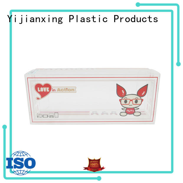 Yijianxing Plastic Products without plastic box packaging widely-use for gifts