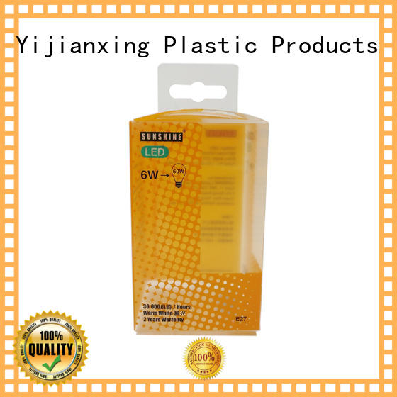 clear plastic box packaging mask widely-use for candy