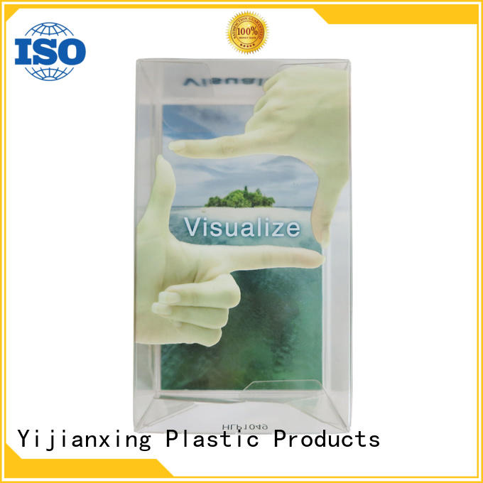 inexpensive plastic box packaging cartridges Certified for food