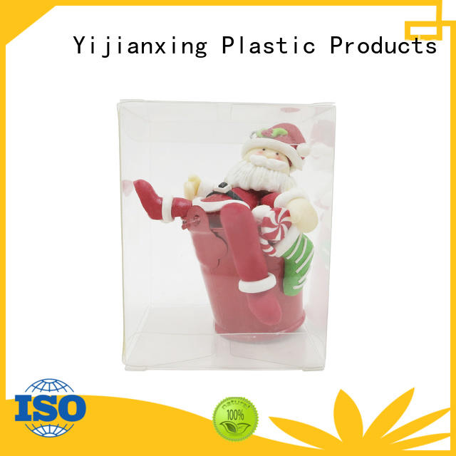 Yijianxing Plastic Products printing clear plastic box packaging at discount for decor