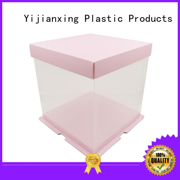 lock plastic packaging manufacturer phone for decor Yijianxing Plastic Products